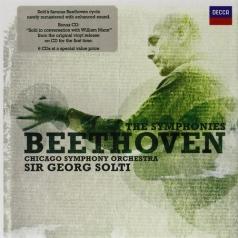 Sir Georg Solti (Георг Шолти): Beethoven: The Symphonies