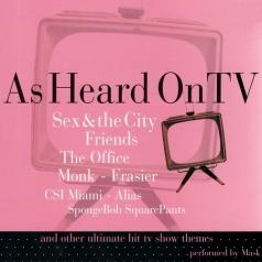 Mask: Sex & The City And Other Ultimate Tv Themes