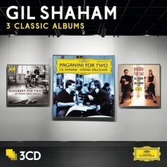 Gil Shaham (Гил Шахам): 3 Classic Albums