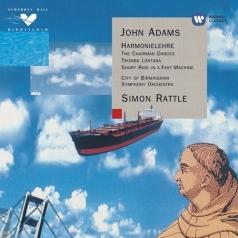Simon Rattle (Саймон Рэттл): Harmonielehre/Chairman Dances