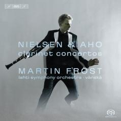 Martin Frost: Martin Frost Plays Nielsen & Aho