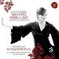Vesselina Kasarova (Весселина Касарова): Sento Brillar: Handel Arias