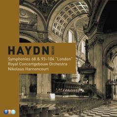 Nikolaus Harnoncourt: London Symphonies