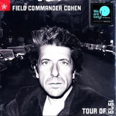 Leonard Cohen (Леонард Коэн): Field Commander Cohen: Tour of 1979