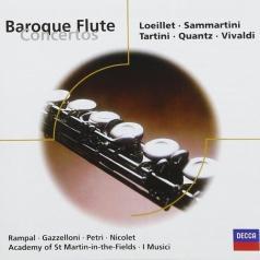 Karl Richter (Карл Рихтер): Quantz/Loeillet/Sammartini/Vivaldi: Baroque Flute