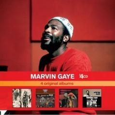 Marvin Gaye (Марвин Гэй): Here, My Dear/ What's Going On/ Let's Get It On/ Trouble Man