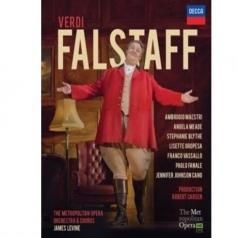 James Levine (Джеймс Ливайн): Verdi Falstaff