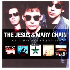 The Jesus And Mary Chain (Зе Иесус И Мари Шайн): Original Album Series
