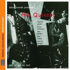 Parker: The Quintet: Jazz At Massey Hall