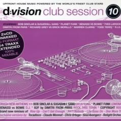 D:Vision Club Session Vol. 10