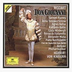 Herbert von Karajan (Герберт фон Караян): Mozart: Don Giovanni