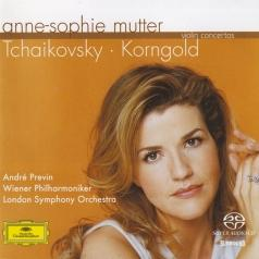 Andre Previn (Андре Превин): Tchaikovsky / Korngold: Violin Concertos