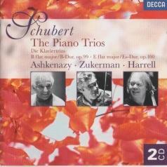 Владимир Ашкенази: Schubert: Piano Trios Nos. 1 & 2