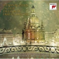 Kammerchor Der Frauenkirche (Каммерчор Дер Фрауэнкирхе): Weihnachten In Der Dresdner Frauenkirche