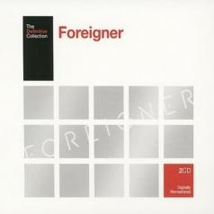 Foreigner (Форейне): Definitive Collection