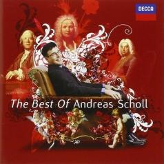 Andreas Scholl (Андреас Шолль): The Best of Andreas Scholl