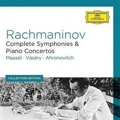 Lorin Maazel: Rachmaninov: Symphonies; Piano Concertos