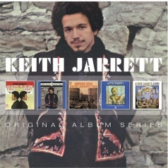 Keith Jarrett (Кит Джарретт): Original Album Series