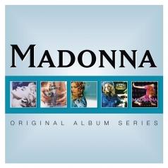 Madonna (Мадонна): Original Album Series