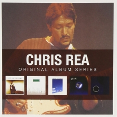 Chris Rea (Крис Ри): Original Album Series