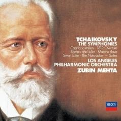 Zubin Mehta (Зубин Мета): Tchaikovsky: The Symphonies