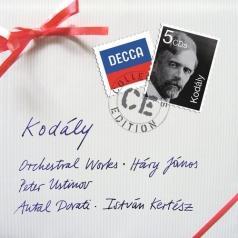 Antal Dorati (Антал Дорати): Kodaly: Orchestral Works