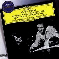 Martha Argerich (Марта Аргерих): Chopin: Piano Concerto No.1/ Liszt: Piano Concert