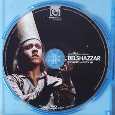 Blu-Ray: Handel/Belshazzar/Rene Jacobs