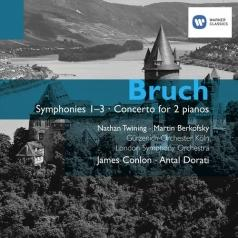 James Conlon (Джеймс Конлон): Symphonies And Concerto For 2 Piano