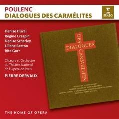 Pierre Dervaux (Пьер Дерво): Dialogues Des Carmelites
