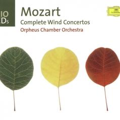 Orpheus Chamber Orchestra: Mozart: Complete Wind Concertos