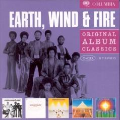 "Wind & Fire"" ""Earth: Original Album Classics"
