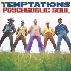 The Temptations (Зе Зе Темптешинс): Psychedelic Soul