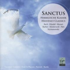 Taverner Consort (Тавернер Консорт): Sanctus: Heavenly Classics