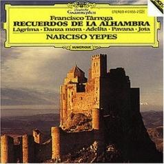 Narciso Yepes (Нарсисо Йепес): Tarrega: Recuerdos De La Alhambra