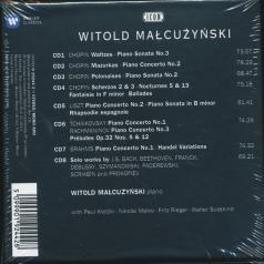Witold Malcuzynski: Witold Malcuzynski: The Polish Master Pianist