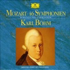 Karl Böhm (КарлБём): Mozart: 46 Symphonien