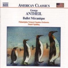 Philadelphia Virtuosi Chamber Orchestra: Antheil: Ballet Mecanique