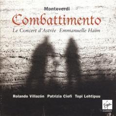Emmanuelle Haim (Эммануэль Айм): Combattimento. Arie E Duetti
