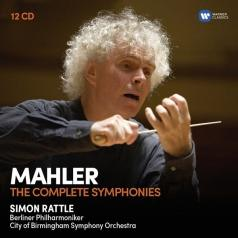 Simon Rattle (Саймон Рэттл): The Complete Symphonies