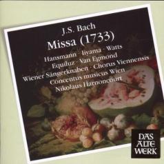 Nikolaus Harnoncourt (Николаус Арнонкур): Missa 1733