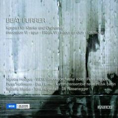Beat Furrer (Беат Фуррер): Furrer: Klavierkonzert