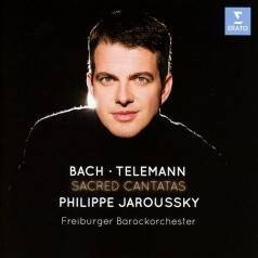 Philippe Jaroussky (Филипп Жарусски): Sacred Cantatas