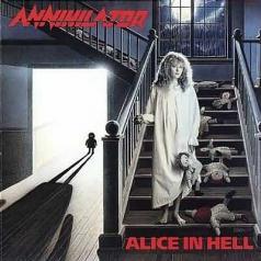 Annihilator (Аннигилятор): Alice In Hell