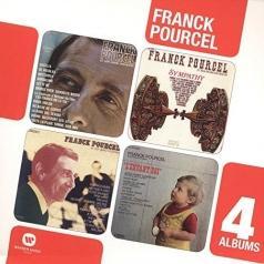 Franck Pourcel (Франк Пурсель): 4 Albums - Amour, Danse Et Violons N°35/36/37/38