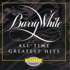 Barry White (Барри Уайт): Barry White - All Time Greatest