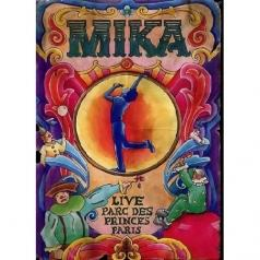 Mika (Мика): Live, Parc Des Princes, Paris