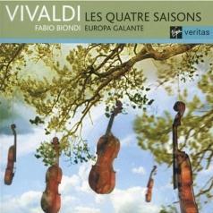 Fabio Biondi (Фабио Бьонди): The Four Seasons, Concertos