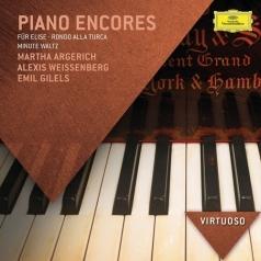 Martha Argerich (Марта Аргерих): Piano Favourites