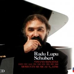 Radu Lupu (Раду Лупу): Radu Lupu plays Schubert